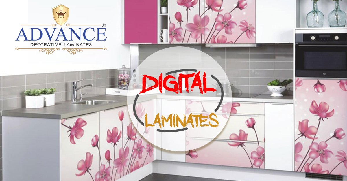 Laminates for modern surfacing needs