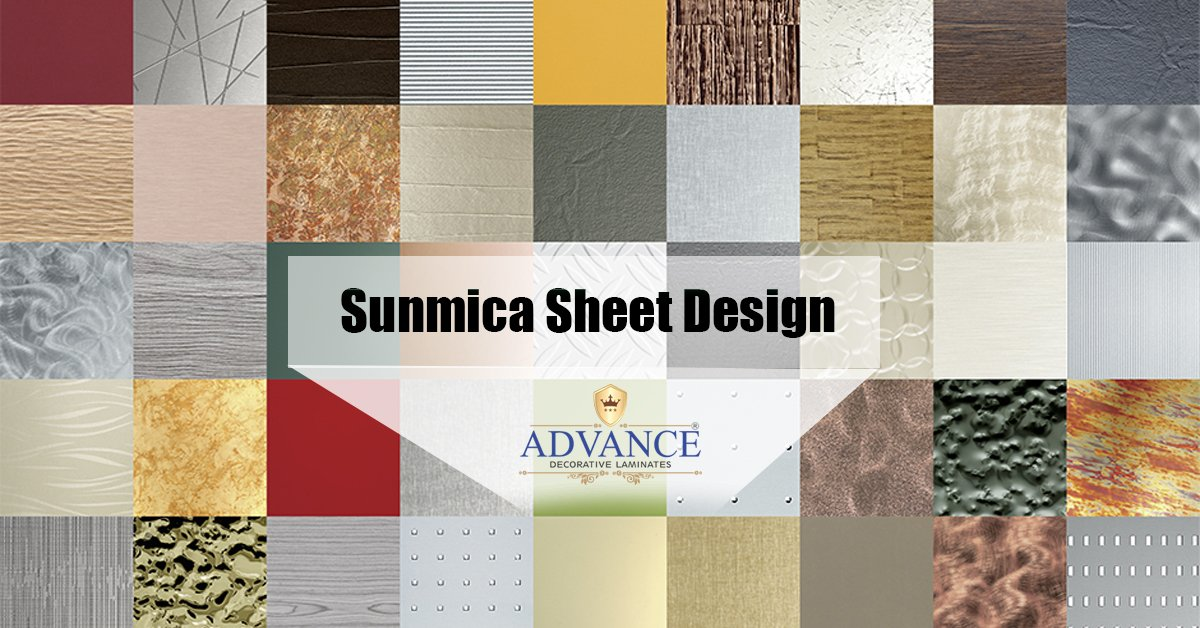 Sunmica sheet design