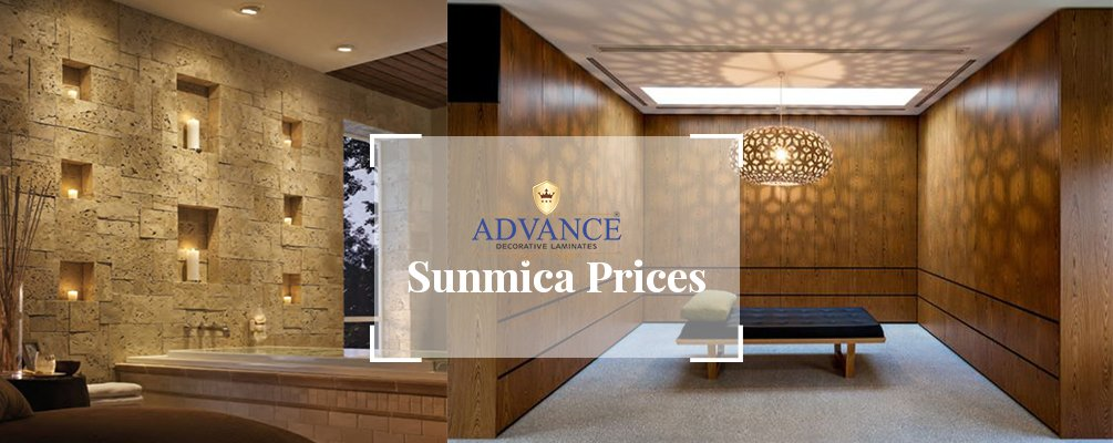advance sunmica price