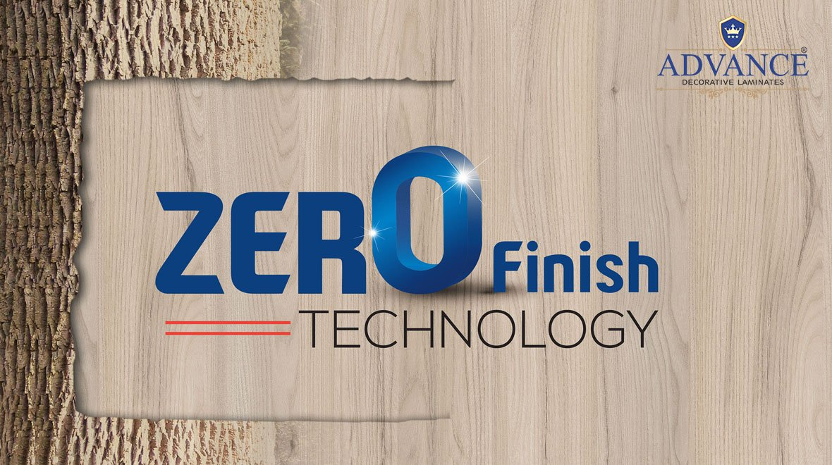 Zero Finish Technology in Advance 1mm Decorative Laminates