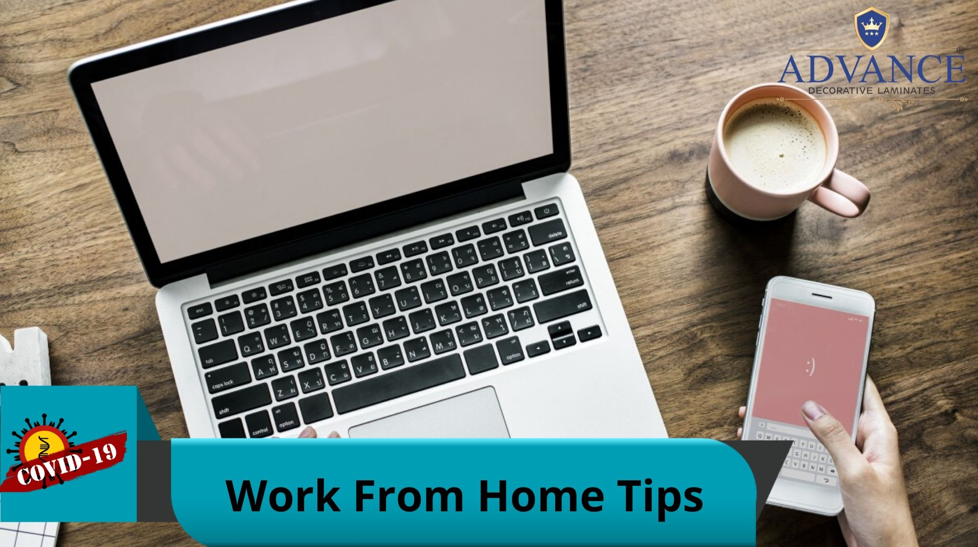 Covid 19 - Work From Home Tips