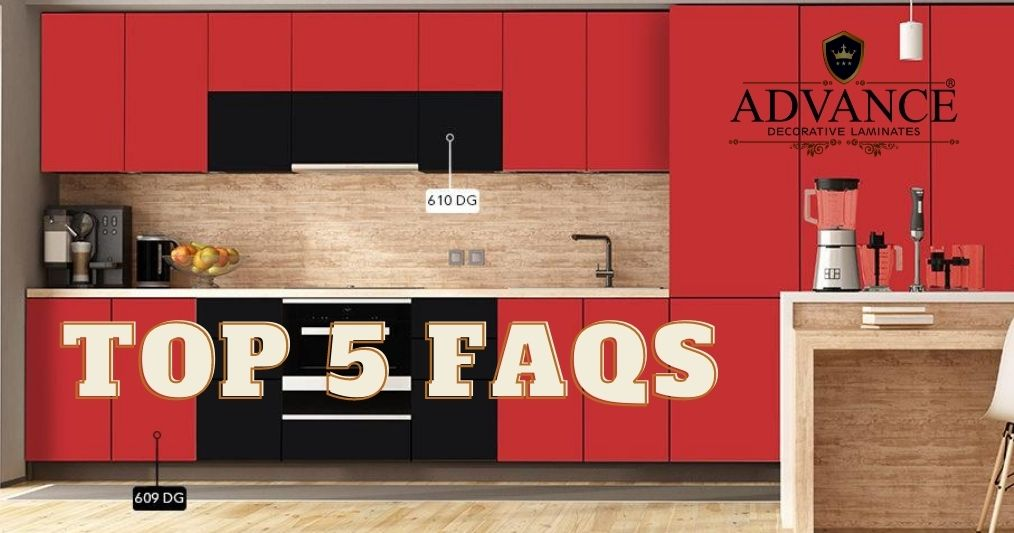 The Top 5 Frequently asked questions about Decorative Laminates