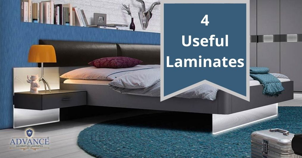 4 Highly useful laminates you must know | Advance Decorative Laminates