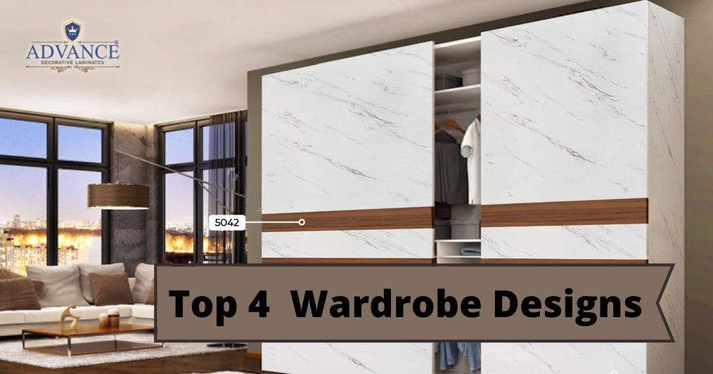 Wardrobe designs that will always remain trendy