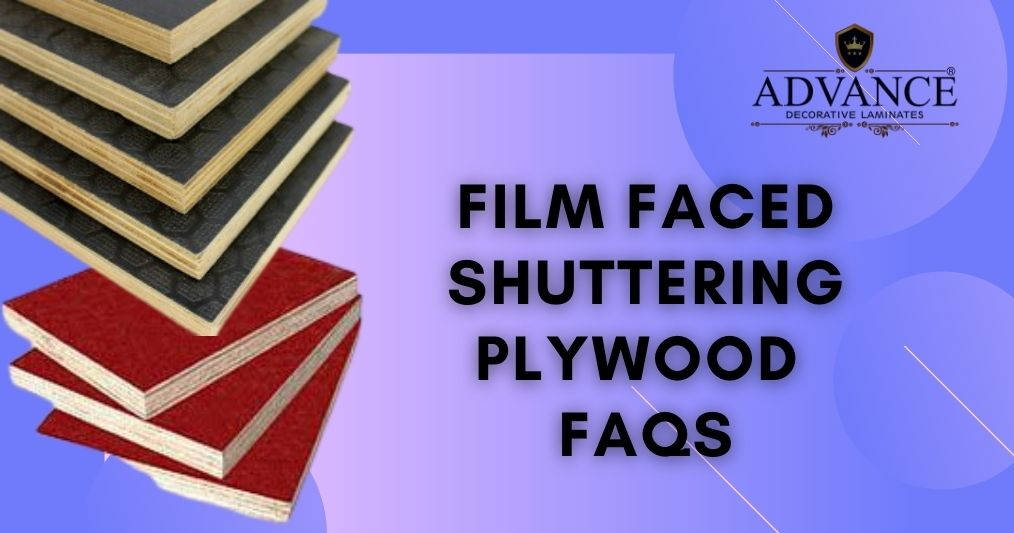 Film Faced Shuttering Ply