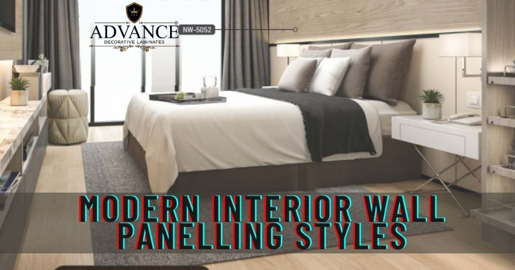 Modern Interior Wall Panelling Styles You Can Create With Decorative Laminate