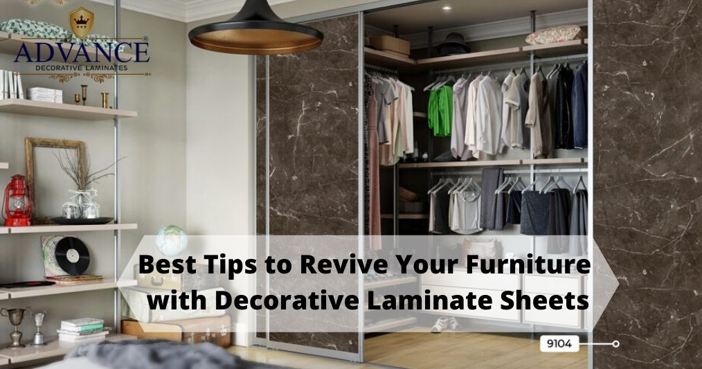 Best Tips to Revive Your Furniture with Decorative Laminate Sheets